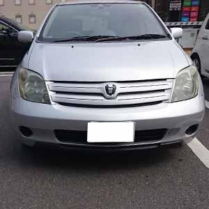 トヨタ イスト 平成14年式